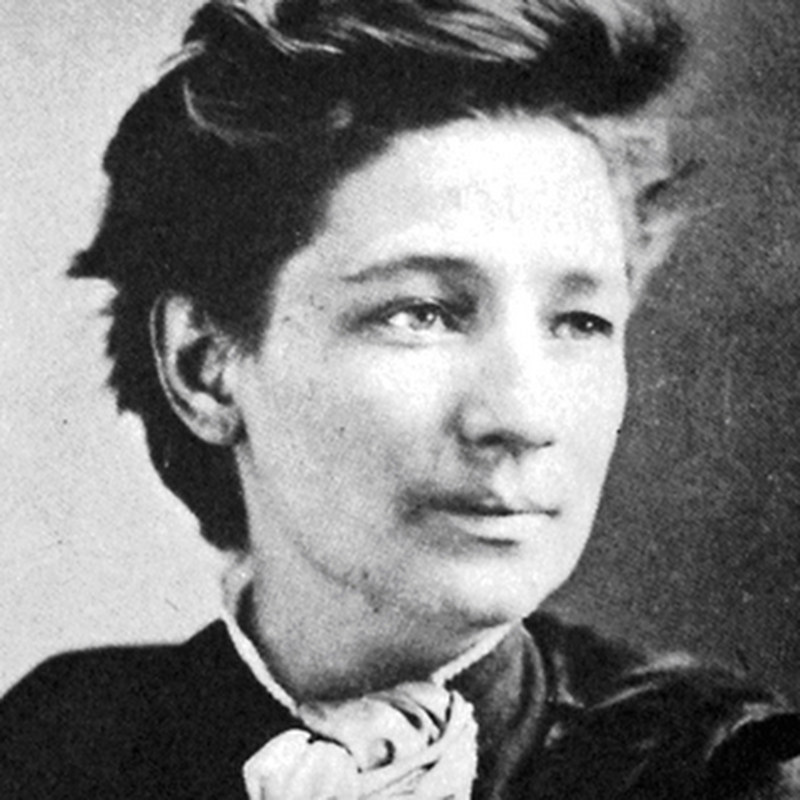 Sweethearts Of The West: A Woman for President -- in 1872?