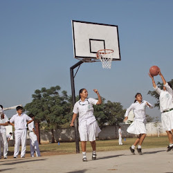 2014-10-17 Inter-House Basketball Competition