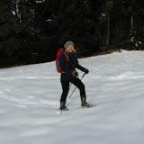 Schneeschuhwanderung mit Luis 17.01.16 - Escursione con le ciaspole con guida Luis