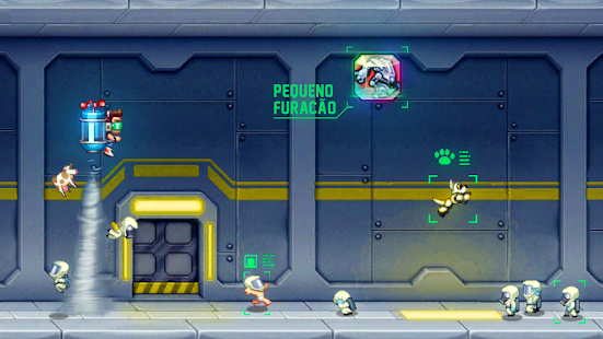 Jetpack Joyride Screenshot