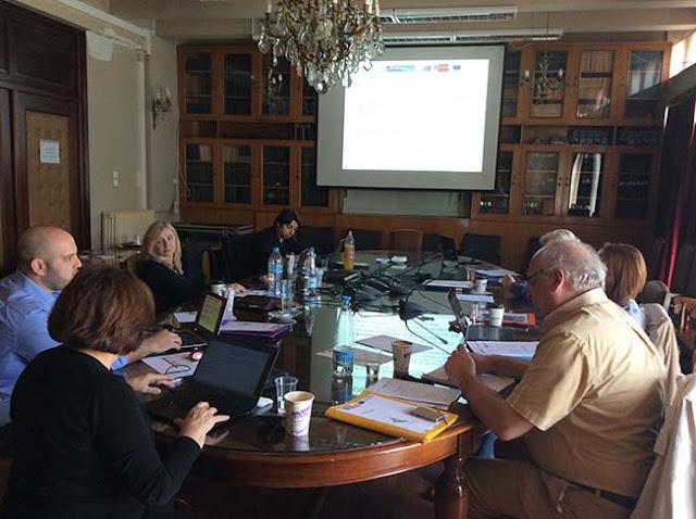 Ολοκληρώθηκε η 4η συνάντηση για το ελαιόλαδο