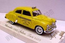4509 Chevrolet Sedan Taxi 1950