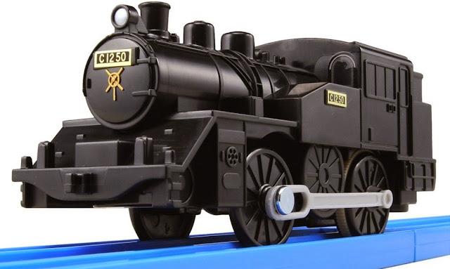 Đồ chơi Đầu tàu hỏa KF-01 Type C12 Steam Locomotive mô phỏng giống với thực tế