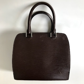 Louis Vuitton Epi Leather Pont-Neuf PM Handbag