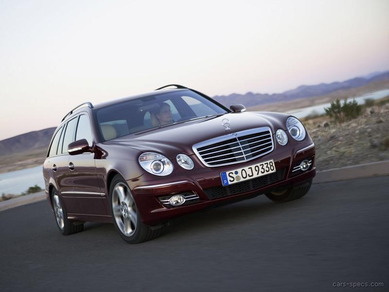 2005 mercedes benz e class wagon specifications pictures for Mercedes benz e class dimensions
