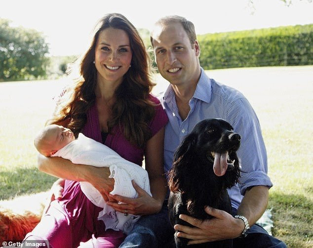 Kensington Palace releases statement to mourn Prince William and Kate Middleton's dog, Lupo