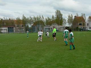 voetbal interscholencompetitie 2012