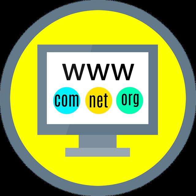 domain paling populer dan terpercaya