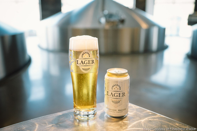 Firestone Walker Set to Release New Lager—A Beer 18 Years in The Making