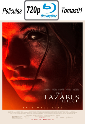 The Lazarus Effect (Resucitados) (2015) BRRip 720p