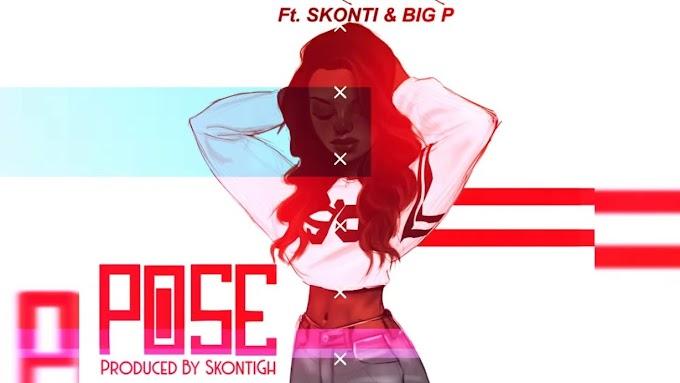 Kwaw Kese – Pose (Feat Skonti x Big Pee)
