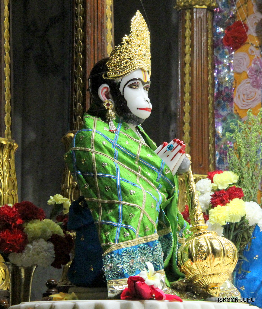 ISKCON Juhu Mangal Deity Darshan on 20th Jan 2017 (11)