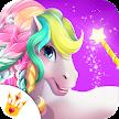 Magic Horse 🦄 Unicorn Caring Beauty Makeover APK