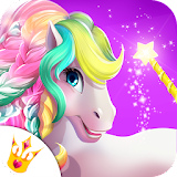 Magic Horse 🦄 Unicorn Caring Beauty Makeover Apk Download Free for PC, smart TV