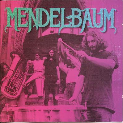 Mendelbaum ~ 1991 ~ Mendelbaum