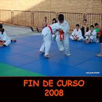 FIN DE CURSO 2008