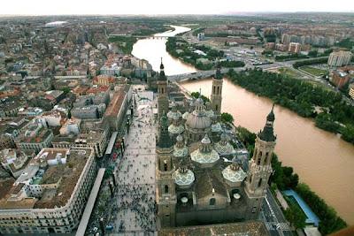 Zaragoza, panorámica