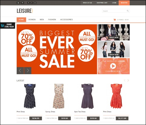 leisure-responsive-html5-opencart-template