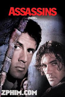 Những Kẻ Ám Sát - Assassins (1995) Poster