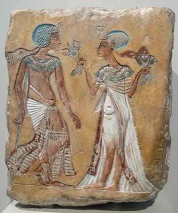 ialah salah satu perempuan paling berpengaruh di zaman kuno 14 Fakta Menarik perihal Ratu Nefertiti