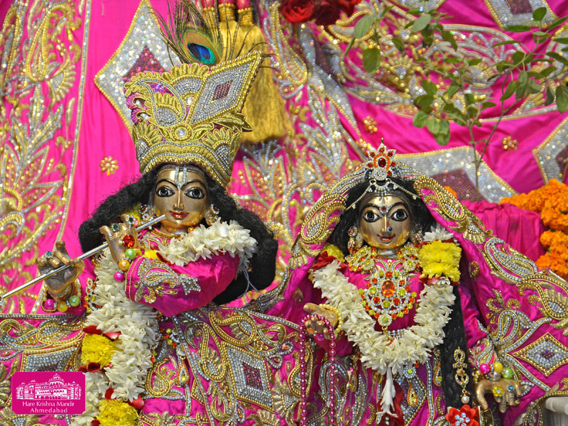 ISKCON Hare Krishna mandir Ahmedabad 04 Jan 2017 (6)
