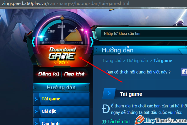 tải game 2s zing speed