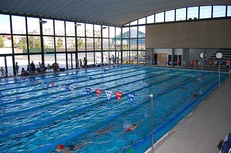 Lo bloc del club nataci tortosa competici federats for Piscina municipal el vendrell