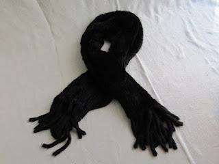 Mink Knit Shawl