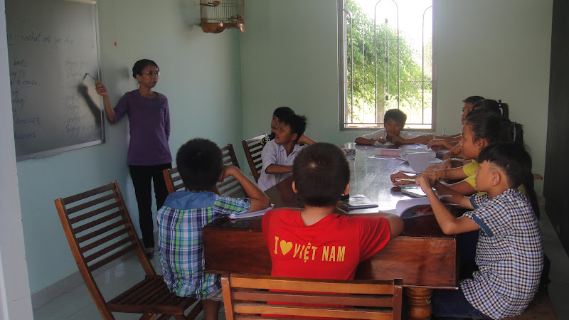 Giáo xứ Hòn Khói: Các em thiếu nhi nổ lực trong việc rèn luyện kiến thức