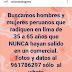 PERÚ: Se buscan HOMBRES y MUJERES peruanos que radiquen en LIMA para COMERCIAL