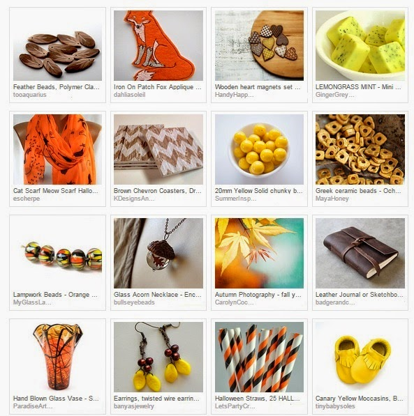 Autumn Blends Treasury