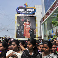 Samantha Launches South India Shopping Mall at Gachibowli