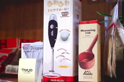 おすすめ商品:コーヒー関連器具いろいろ