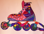 Rollerblade by Dylan
