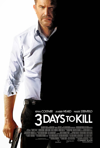 3 Days to Kill official site