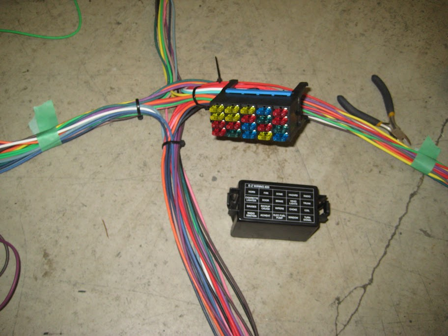 Wiring Harness Jig : Specs mango smoothies