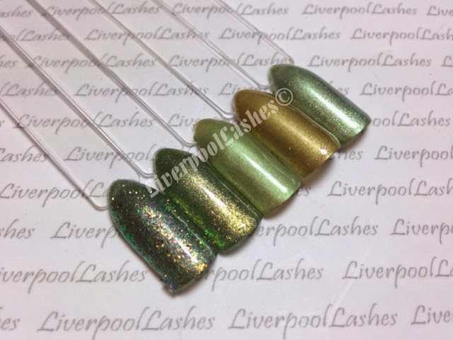 liverpoollashes liverpool lashes shellac frosted glen colour combination layering options