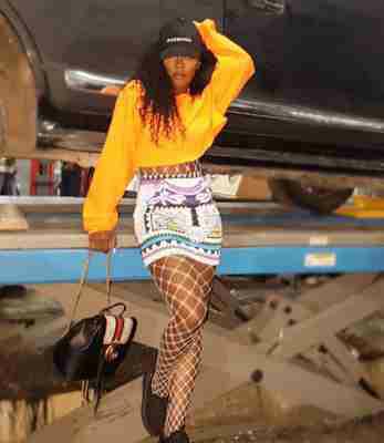 "Tiwa Savage ""Unbothered"" fashion"
