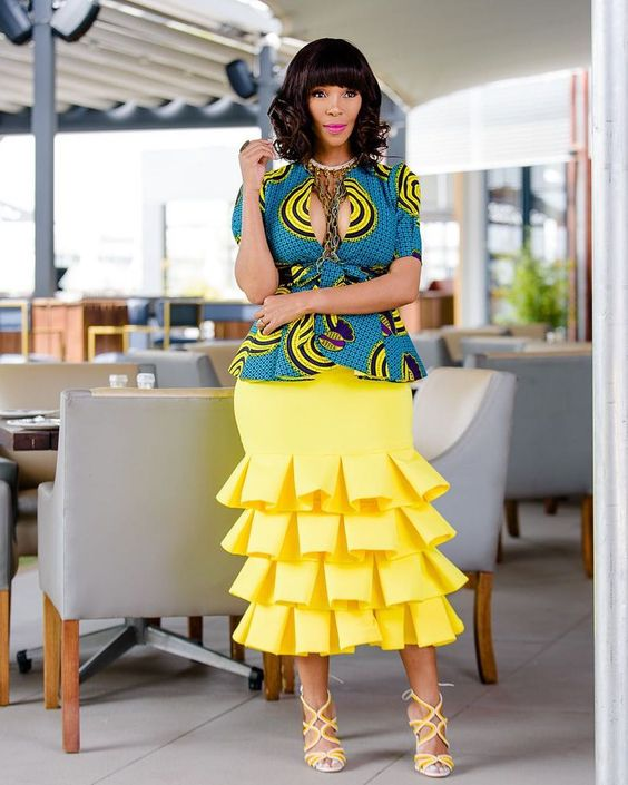 African Traditional Wedding Dresses South Africa 2