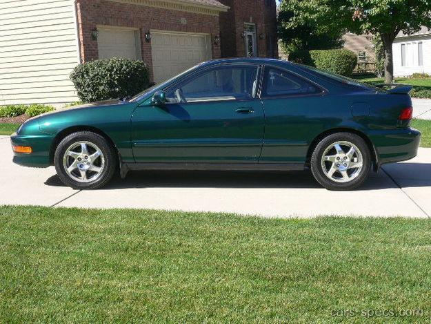2000 Acura Integra Type R Specifications, Pictures, Prices