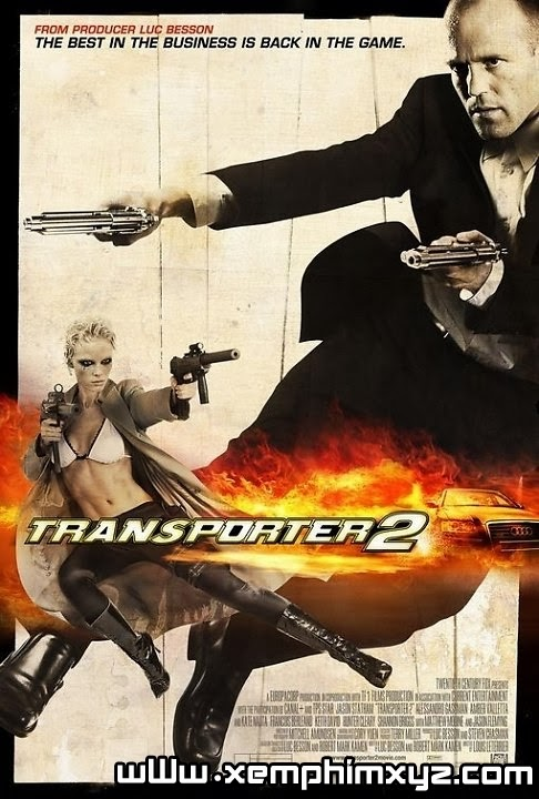 Người Vận Chuyển 2 - The Transporter 2