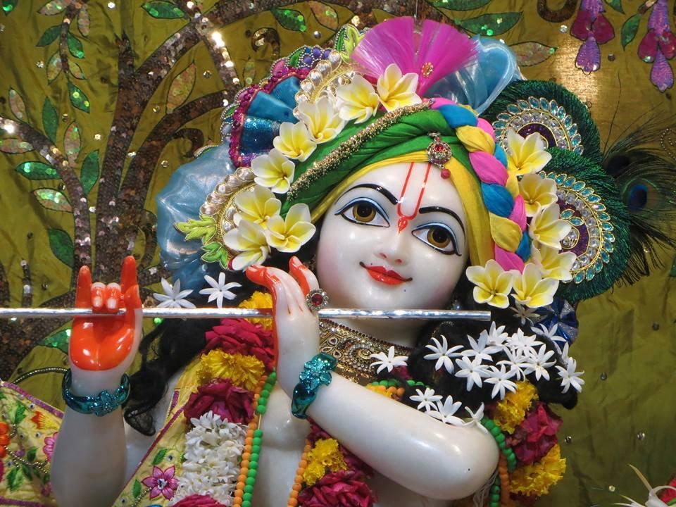 ISKCON Aravade Deity Darshan 09 Mar 2016 (11)