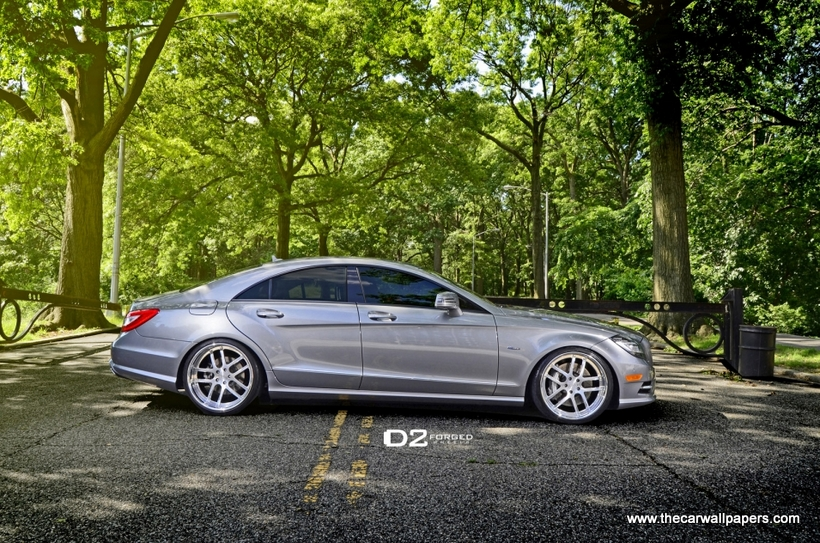 Mercedes-Benz CLS-550 FMS08 by D2Forged