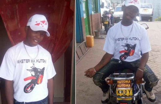 Brayo Kigonyi,Most Wanted Nairobi Gangster Arrested few Days after Getting saved,To be charged with murder