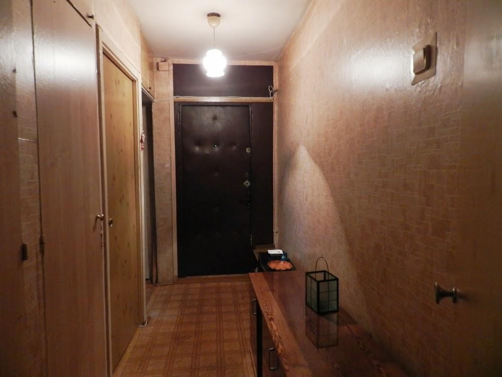 dingy hallways of my Communist Bloc flat