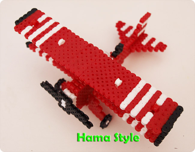Trabajos 3D Hama Style Avi%25C3%25B3n4