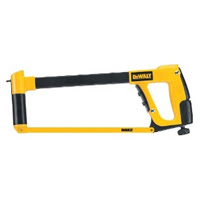 Post image for DEWALT DW3970 12-Inch High Tension Hack Saw Frame