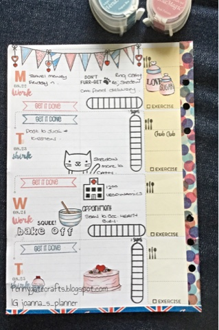 decorated-planner-pages-bake-off