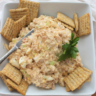 Tuna Salad Dressing Recipes