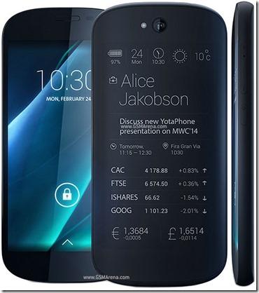Harga Spesifikasi YotaPhone 2